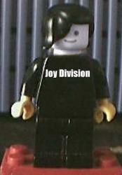 Davey, Lego-stylee!
